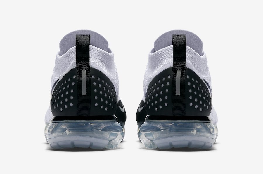 Nike Air VaporMax 2.0 White Black 942842-103