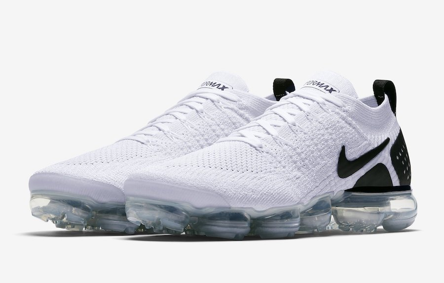 3b2dc8ec360 Nike Air VaporMax 2.0 White Black 942842-103
