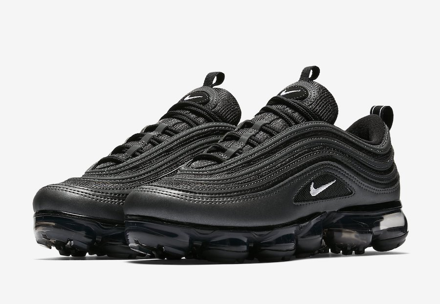 Nike Air VaporMax 97 Black Reflect AO4542-001  2256d7e81