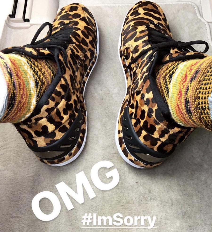 Nike Air Zoom Generation Leopard
