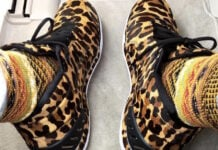 Nike Air Zoom Generation Leopard