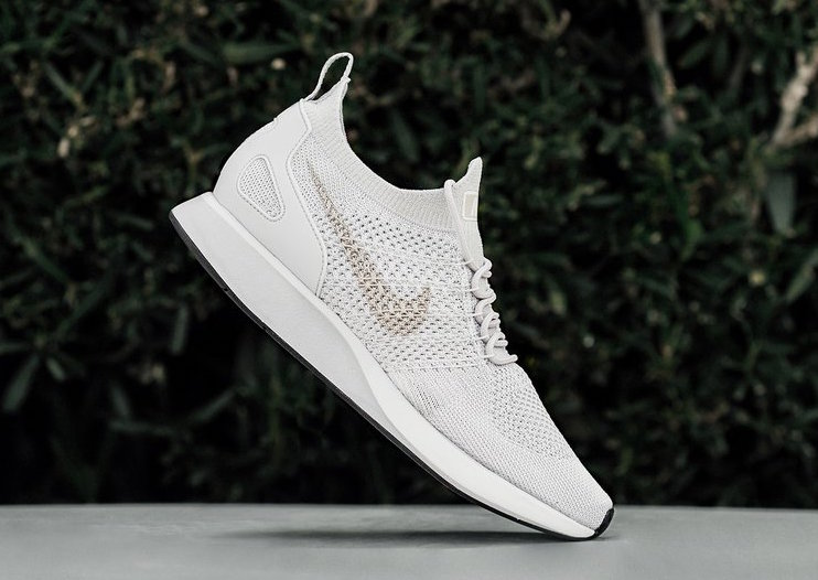 best service f8d89 980fe Nike Air Zoom Mariah Flyknit Racer Pure Platinum 918264-011
