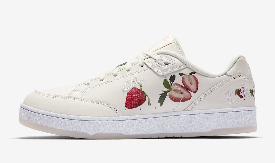 Nike Grandstand II Pinnacle Strawberries and Cream AO2642-100
