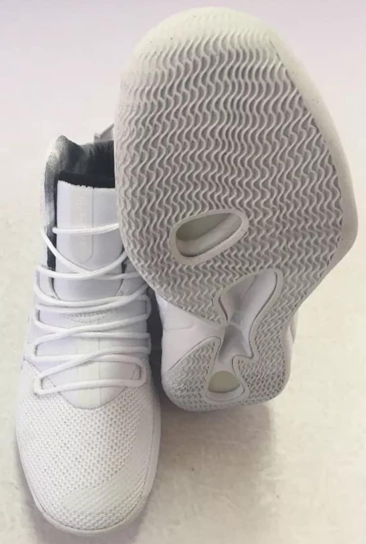 Nike Hyperdunk 2018 TB White Black AR0467-100