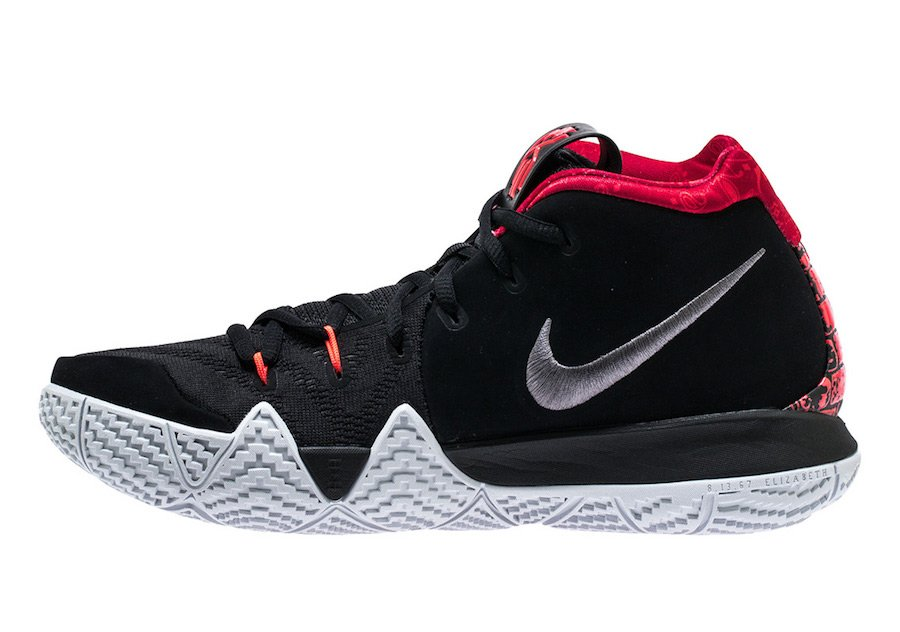 Nike Kyrie 4 41 for the Ages 943806-005