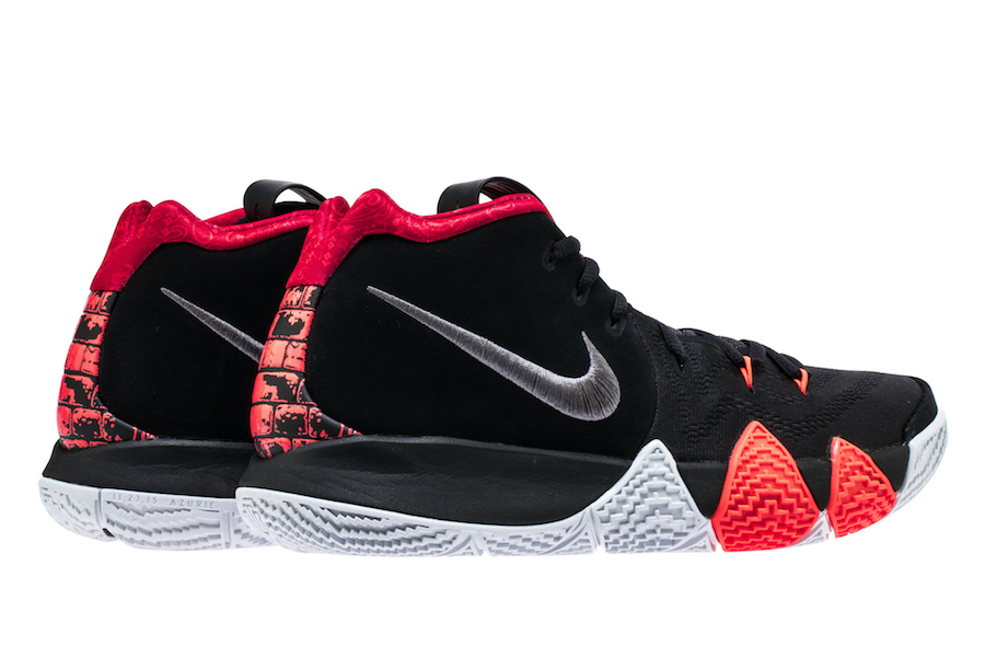 Nike Kyrie 4 41 for the Ages 943806-005 | SneakerFiles