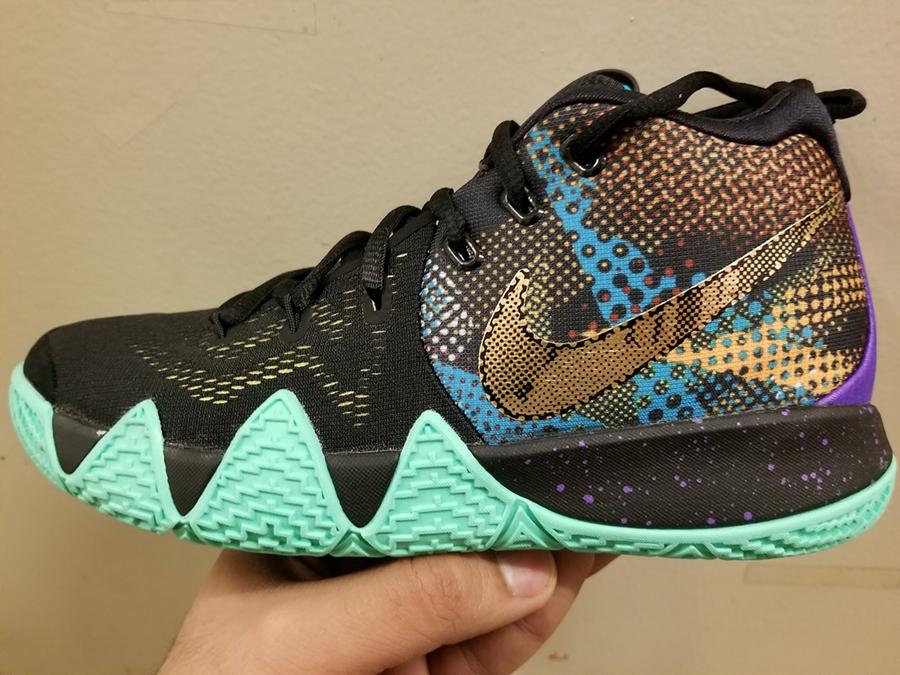 Nike Kyrie 4 Mamba Mentality Release Date