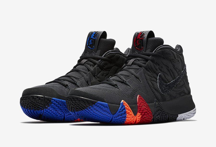Nike Kyrie 4 Year of the Monkey 943807-011 Release Date