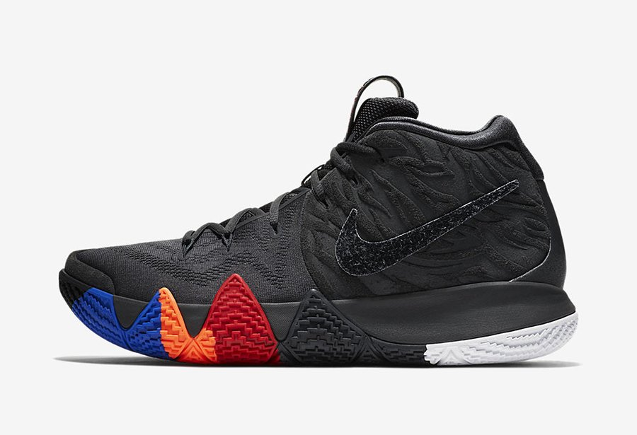 01d61dd1eb45 Nike Kyrie 4 Year of the Monkey 943807-011 Release Date