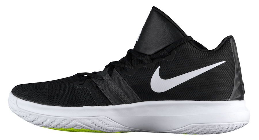 Nike Kyrie Flytrap Black White Volt