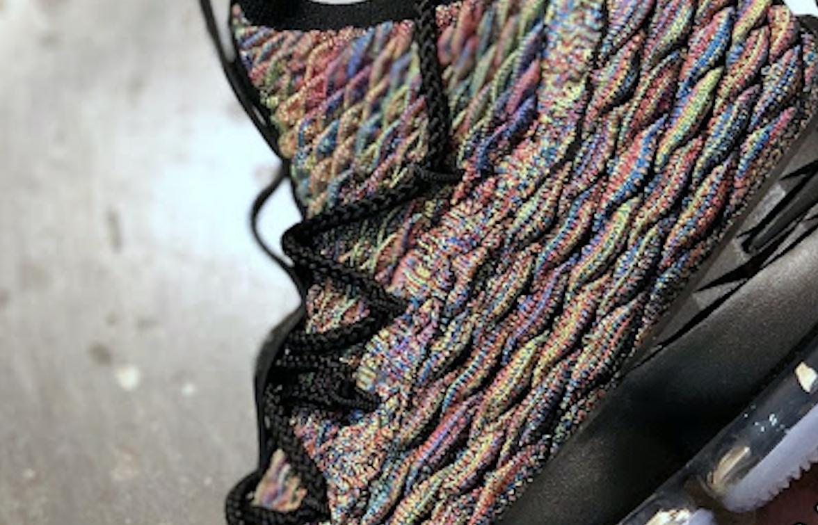 Nike LeBron 15 Fruity Pebbles Black 897648-901