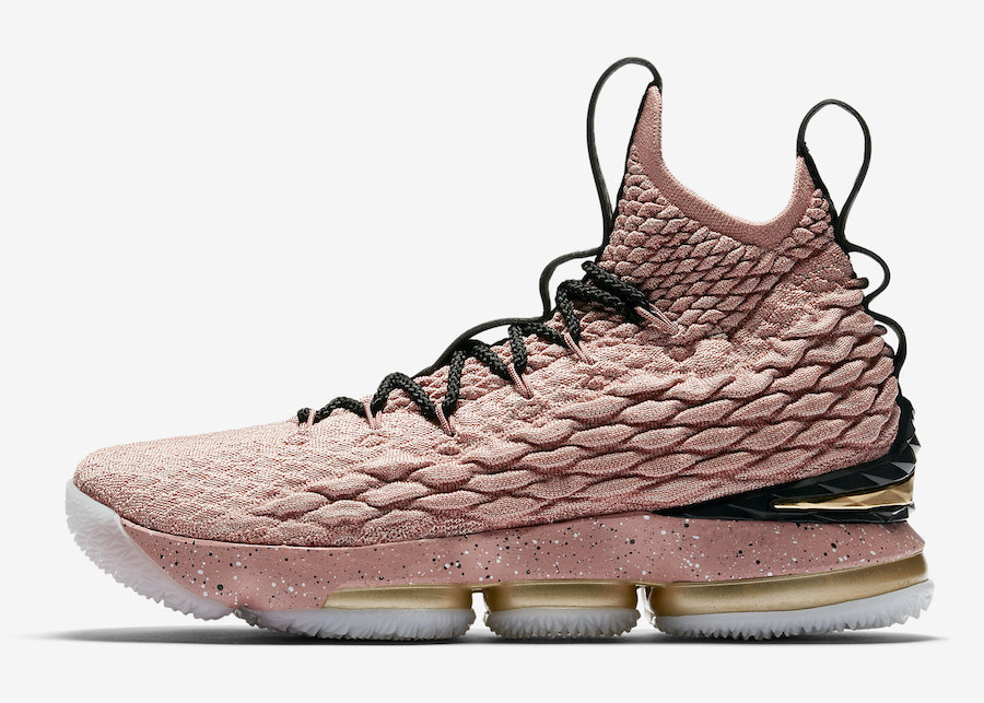 Nike LeBron 15 Hollywood 897650-600