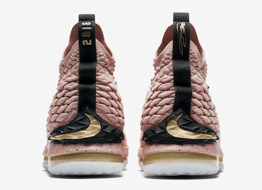 Nike LeBron 15 Hollywood 897650-600