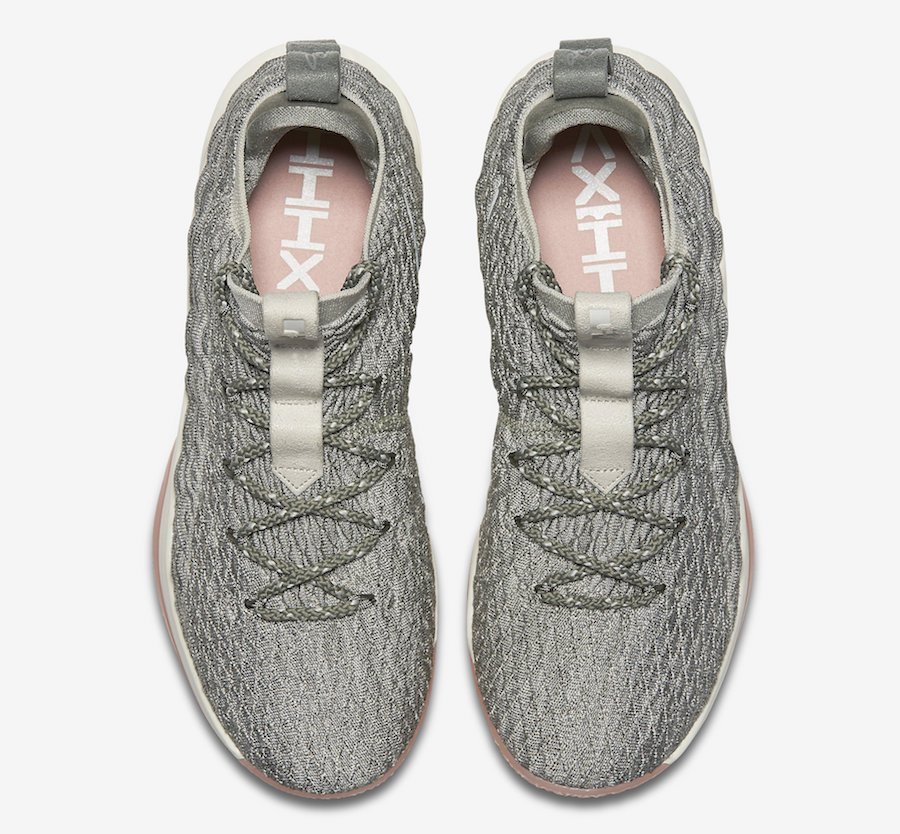 Nike LeBron 15 Low Dark Stucco AO1755-003