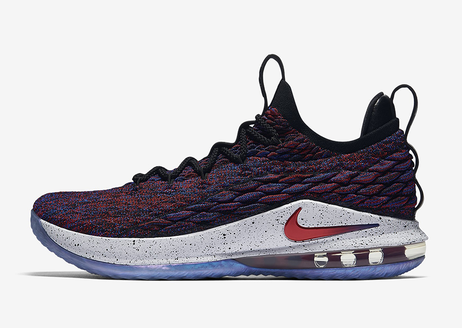 Nike LeBron 15 Low Multicolor AO1755-900
