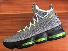 Nike LeBron 15 Neon LeBronWatch Air Max 95 Neon