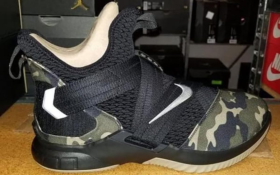 the best attitude 33abe b2e35 Nike LeBron Soldier 12 Colorways, Release Dates | SneakerFiles