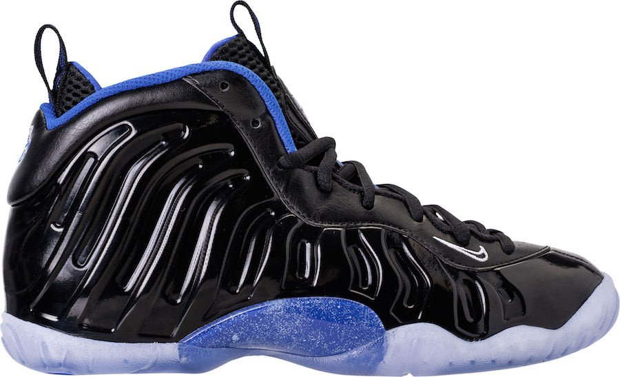 Nike Little Posite One Space Jam 644791-006
