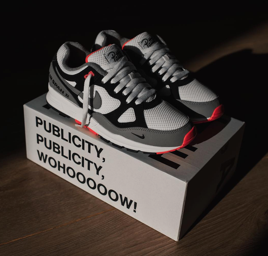 venta más barata conseguir baratas hombre Nike x Patta Collaborated on Limited Edition Air Span 2 | Sneakers ...