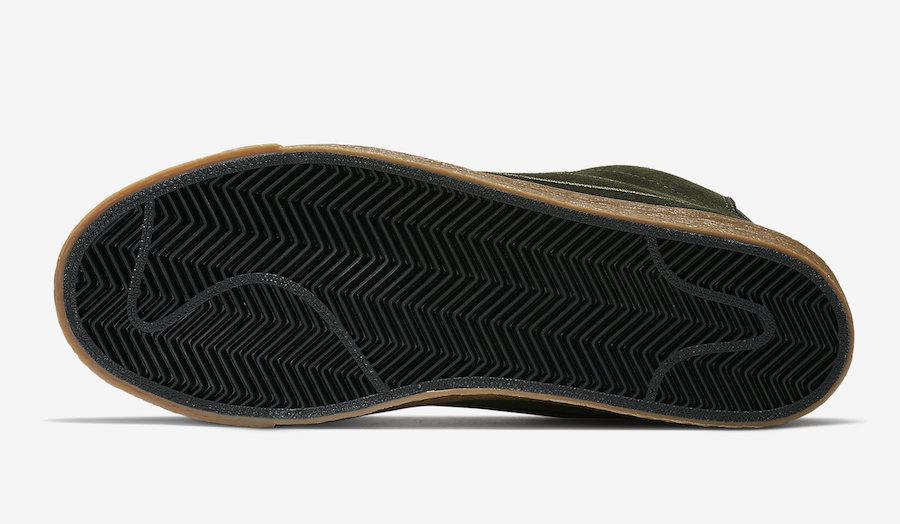Nike SB Blazer Mid Sequoia 864349-300
