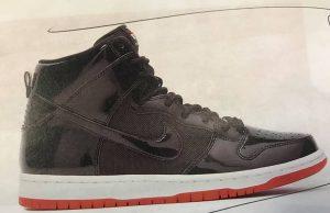 Nike SB Dunk High Bred AJ7730-001