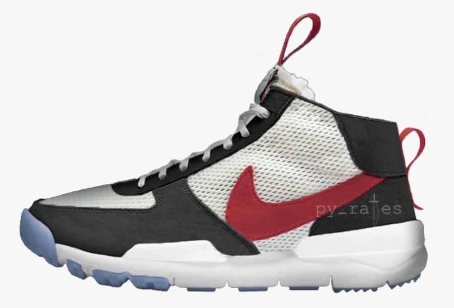 Nike Tom Sachs Mars Yard Mid Release Date