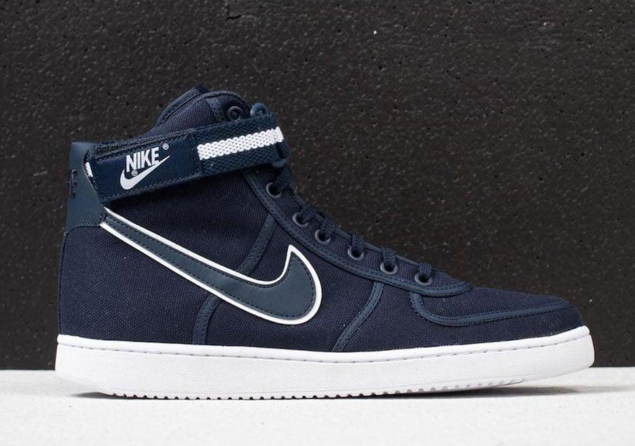 Nike Vandal High Supreme Obsidian 318330-402