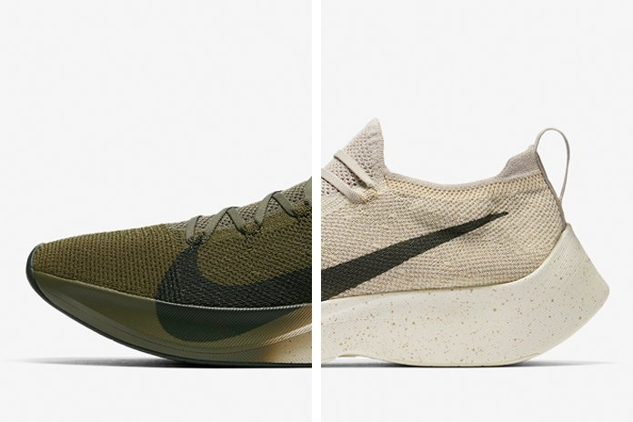Two Colorways of the Nike Vapor Street Flyknit Releasing in April