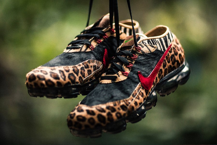 Nike Air VaporMax 'Animal Pack' Custom