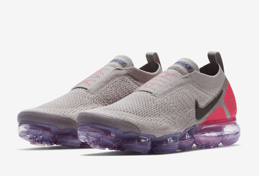 Nike VaporMax Moc 2 Moon Particle Solar Red AH7006-201 Release Info