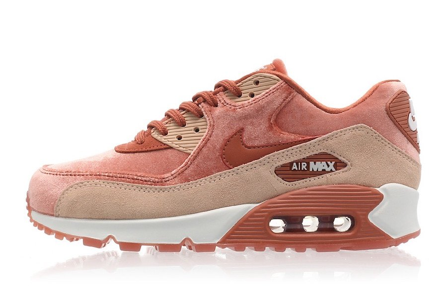 Nike WMNS Air Max 90 LX Dusty Peach