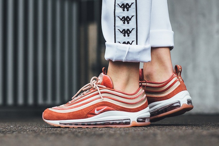 46a7689d3b7 Nike WMNS Air max Dusty Peach Pack Release Date
