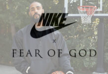 NikeLab Jerry Lorenzo Fear of God Collection