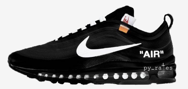 Off-White Nike Air Max 97 OG Black AJ4585-001
