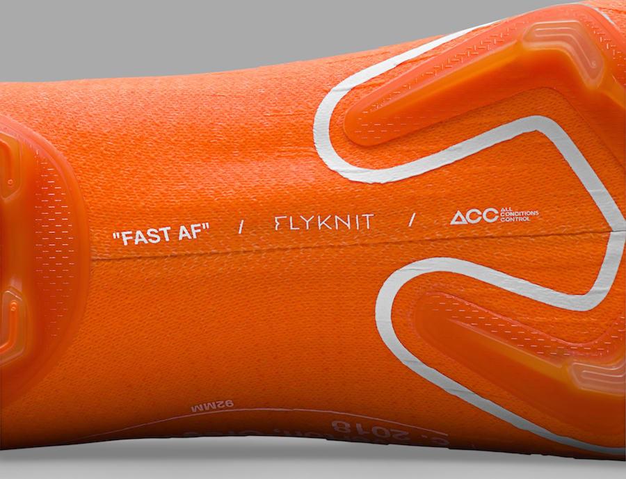 Off-White x Nike Mercurial Vapor 360