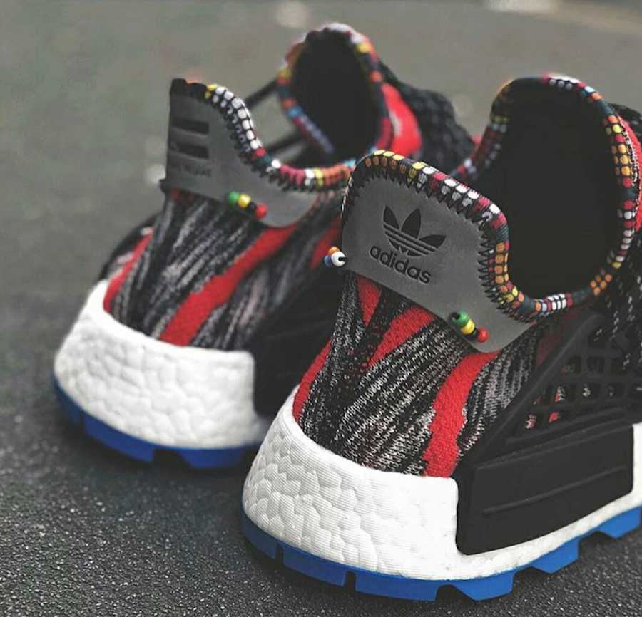 separation shoes 1e849 7297e Pharrell adidas NMD Afro Hu