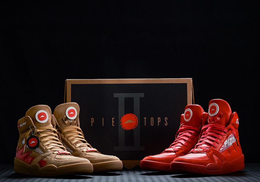 Pizza Hut Pie Tops II Release Date