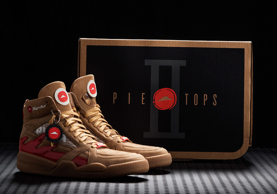 Pizza Hut Pie Tops II Release Date