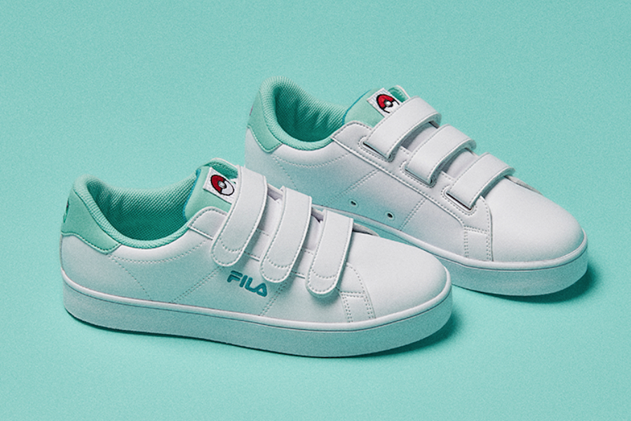 FILA Court Deluxe Sneaker Collection