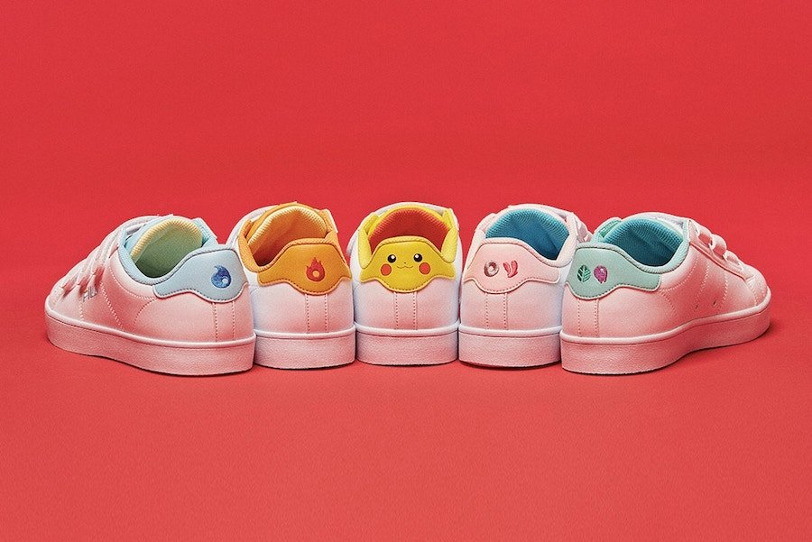 Pokemon x Fila Court Deluxe Low Collection | SneakerFiles