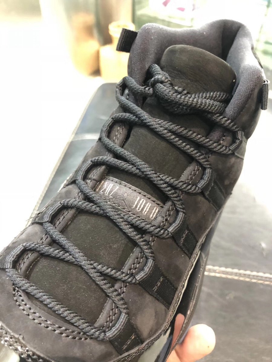 Prom Night Air Jordan 11 Blackout Release Info