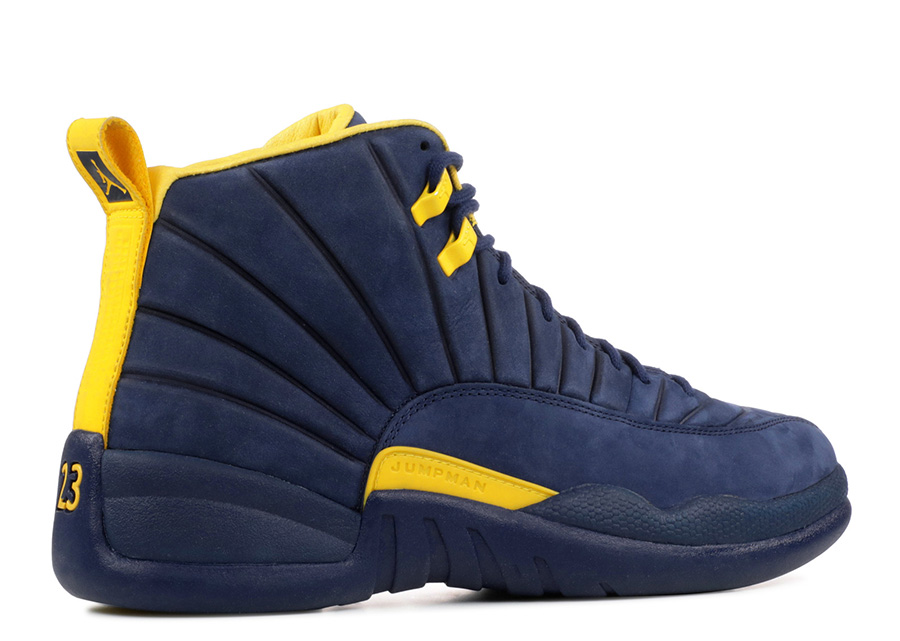 PSNY Air Jordan 12 Michigan Release Date