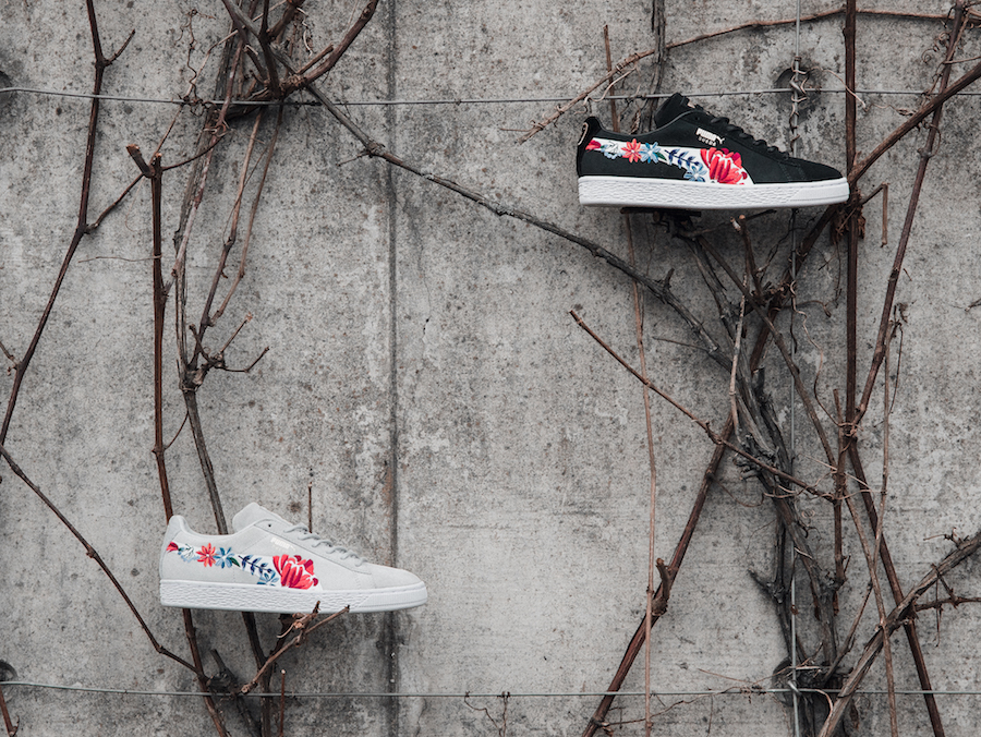 Puma Suede Embellished Pack Release Date