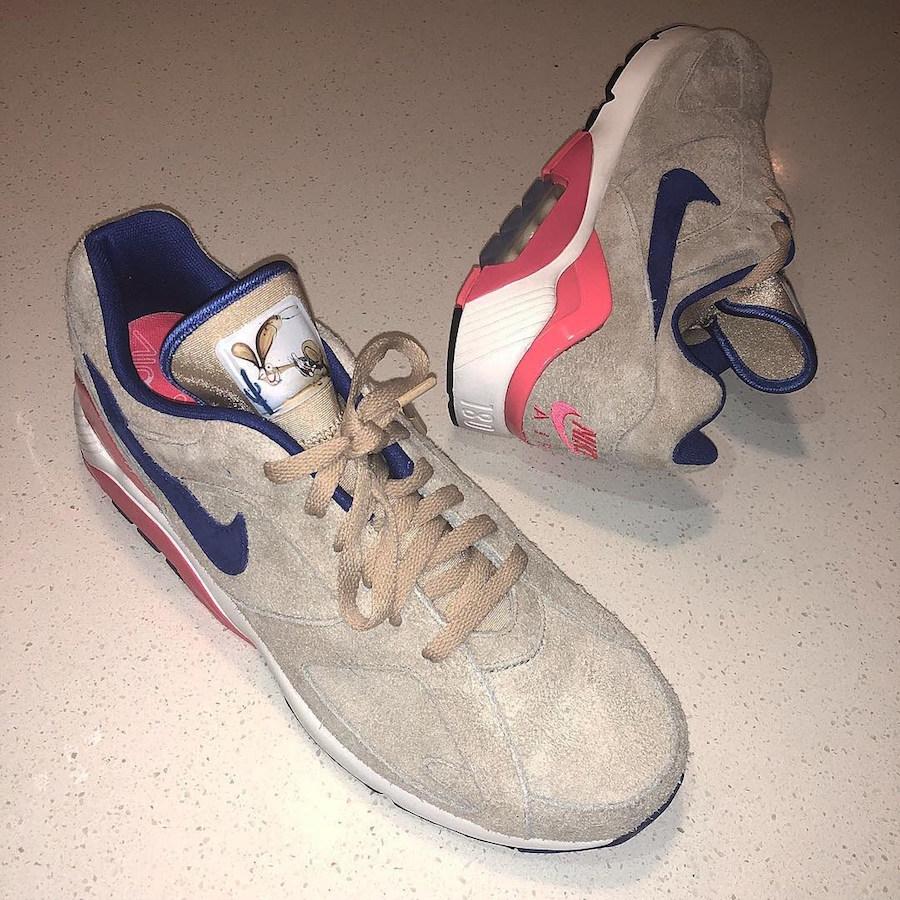 Ralph Steadman Nike Air Max 180 Release Date