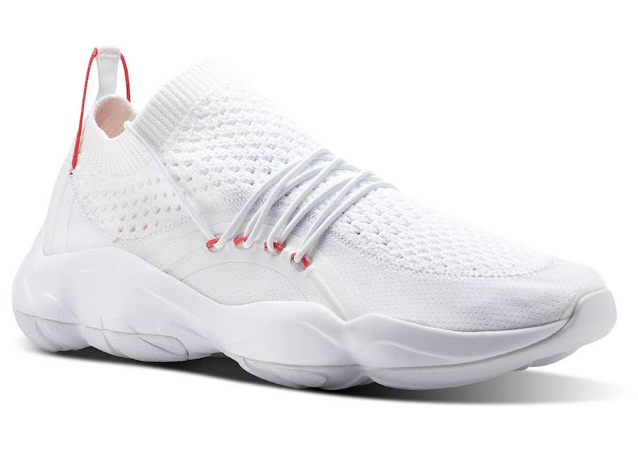 Reebok DMX Fusion White Red