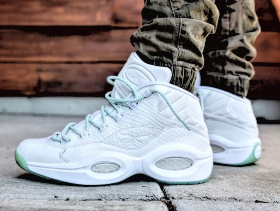Reebok Question Mint Glow CM9417