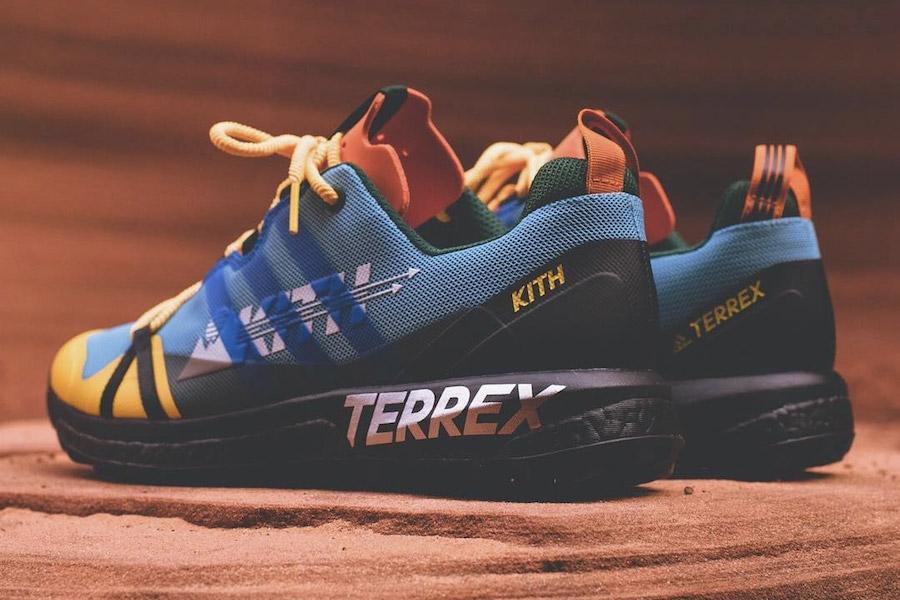 Ronnie Fieg KITH adidas Terrex Agravic GTX