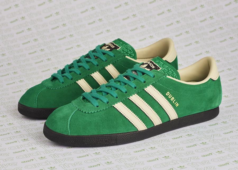 size? adidas Dublin St. Patricks Day