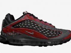 Skepta Nike Air Max Deluxe Black Deep Red Release Date