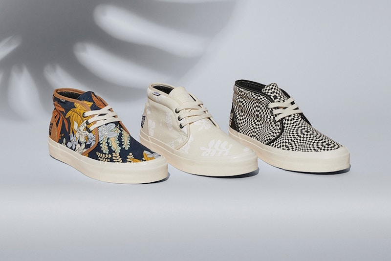 Taka Hayashi Vans Vault Spring 2018 Collection Release Date